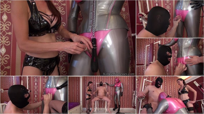 Mistress Susi - Fun with the Rubberdoll and the Bisexual Slave - Watch XXX Online [HD 720P]