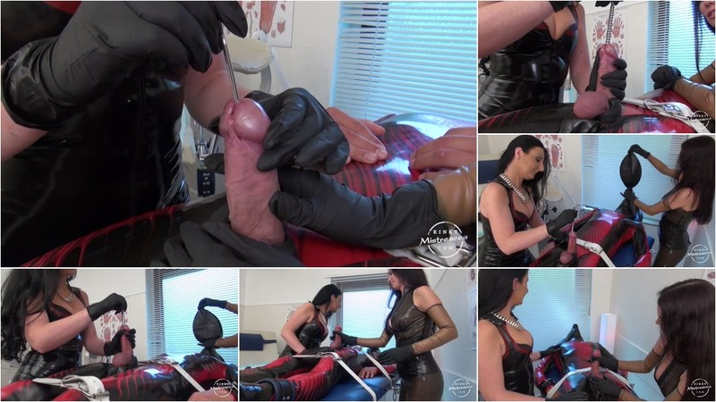 Mistress Susi - CBT and Milking in the White Room - Watch XXX Online [HD 720P]
