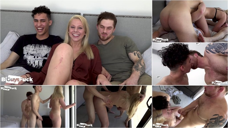 Dustin Hazel Marc Strickland And Marie Jacobs - Watch XXX Online [FullHD 1080P]