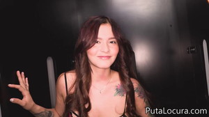 Putalocura|Spanish Glory Hole: Qié & Ana Spears [13-11-2019]
