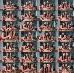 FemdomEmpire - Alina Lopez, Gianna Dior - Edging Queens (FullHD/1080p/903 MiB)