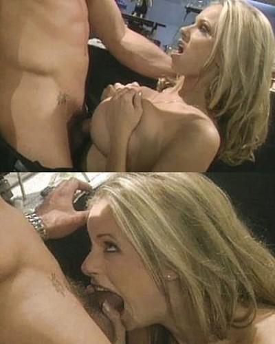Briana banks girlfriend seduced interracial ball