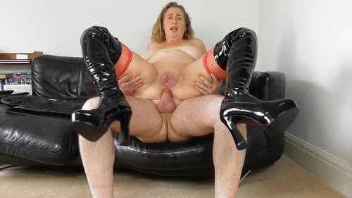 Anal Mistress In Boots [FullHD]