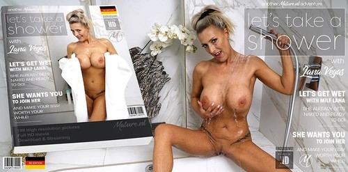 Hot Big Breasted Milf Lana Vegas Is Taking A Shower And Wants You To Wash Her Up [FullHD]