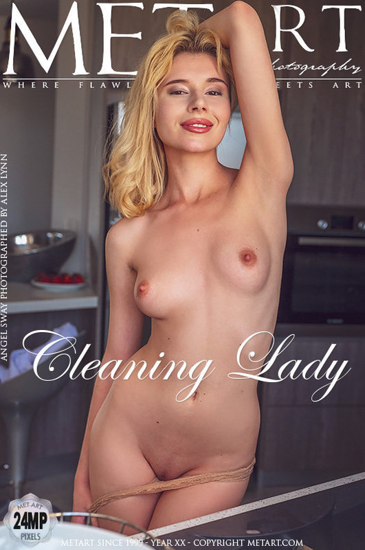 Angel Sway - Cleaning Lady   (2019-11-20)