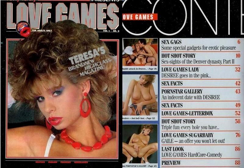 Love Games V1 N2 (1987) JPG