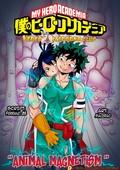Macergo - Animal Magnetism - My Hero Academia XXX comic