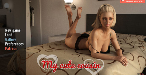 My Cute Roommate - Version 1.6.1 EX + Incest Patch by Astaros3D Win/Mac/Linux (Completed Game)
