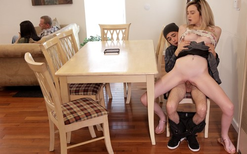 Cumming With The Connors It Must Be Love [FullHD]