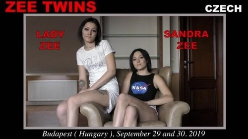 Zee Twins - Lady Zee And Sandra Zee (2019/SD)