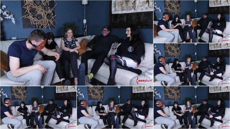 Rebel and the gang - THE GANG HANGS AFTER THE GANGBANG - Watch XXX Online [HD 720P]