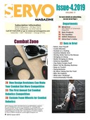 Servo Magazine Issue 4 2019