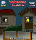 Velamma - Double Date - Chapter 92 from Velamma