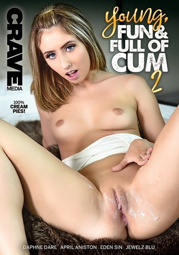Young Fun and Full Of Cum 2 (2019) DVDRip