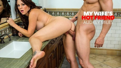 "Audrey Miles in ""Sneaks A Fuck With Her Best Friends Husband"" [SD]"