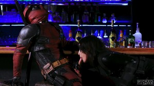 Jennifer White, Romi Rain - Deadpool XXX sc2-3, FHD