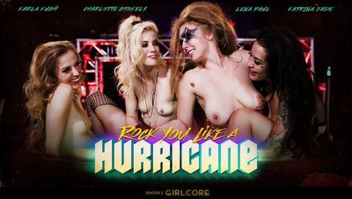 Girlcore S2E1 Rock You Like A Hurricane [FullHD]