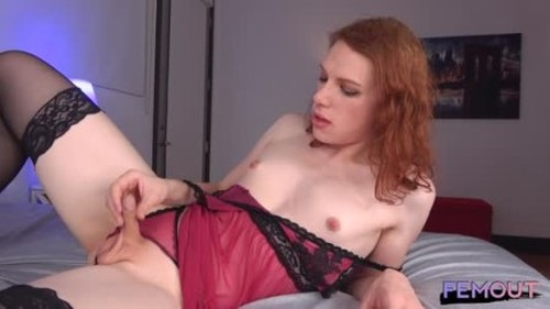 Femout.xxx - Libbey Harpers Orgasm 5 December 2019 - Trans, Shemale Porn Video