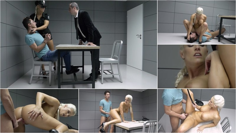 E65 Blanche Bradburry Detained And Banged [FullHD 1080P]