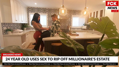 Uses Sex To Steal From A Millionaire [SD]