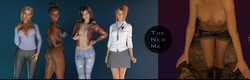 Gambino Games - The New Me Chapter 4 P3 Extra Win/Mac