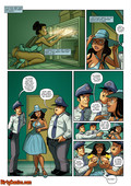 Dirtycomics - Moose - Chicas: The World's Sexiest Spies - Issue 1-29