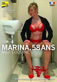 Marina, 58 ans, MILF coquine