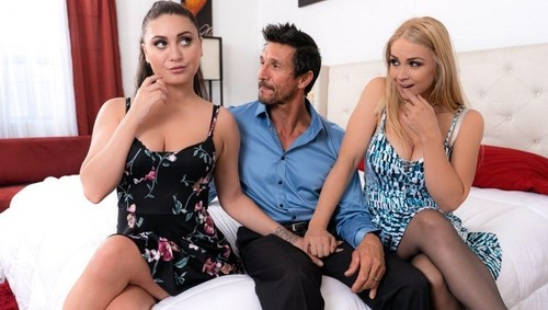 Sarah Vandella, Jojo Kiss - Let My Mistress Instruct You [SD/544p]