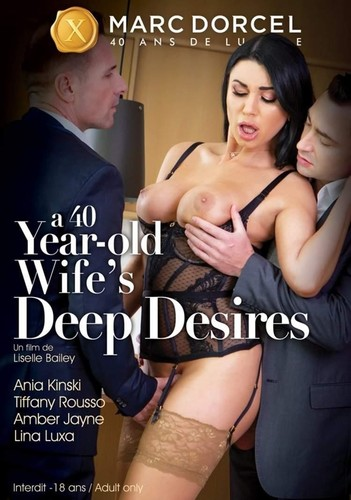 "Ania Kinski , Tiffany Rousso , Amber Jayne , Lina Luxa in ""A 40 Years Old, Wifes Deep Desires"" [HD]"