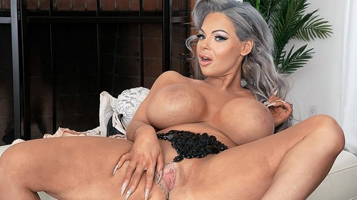 Big Boob Bust-Out [FullHD]