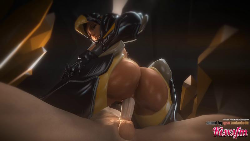 [SFM] Anubis Parah Epic Ride by kisxsfm | Overwatch
