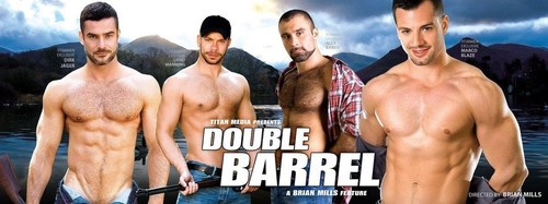 Double Barrel Chad Manning And Revel Milan [FullHD]