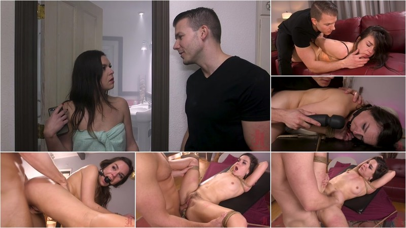 Grudge Fuck: Cheating Girlfriend Juliette March Brutally Fucked by Ex [HD 720P]