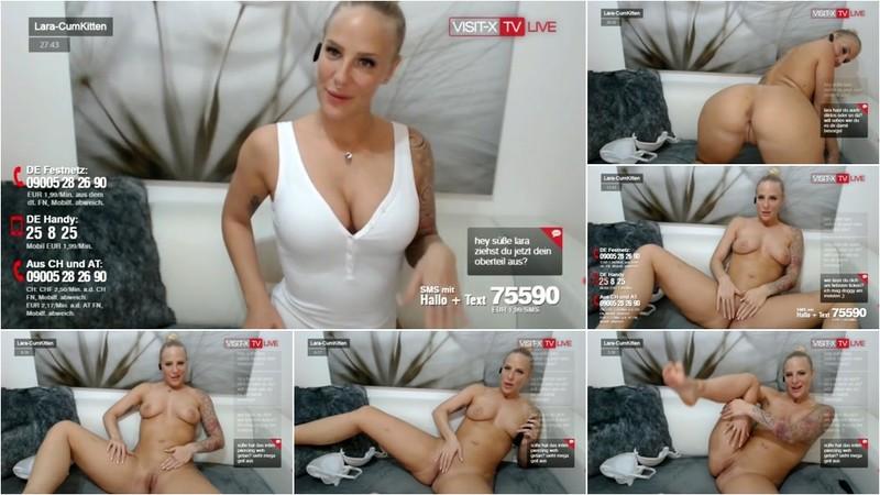Lara-CumKitten - LiveStream Visit-X 7.1.2020 - Watch XXX Online [HD 720P]