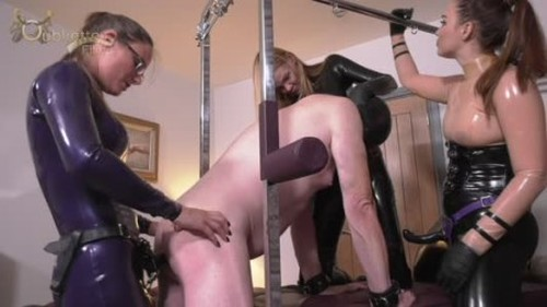Mistress Serena, Mistress Krush, Mistress Paris - Eager Little Whore - Worship, Mistress, Femdom Porn