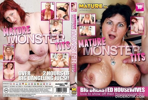 Amateure - Mature Monster Tits (SD)