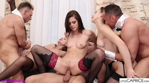 Jenifer Jane, Anastasia Brokelyn - Part 3