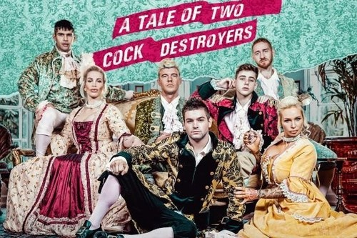 A Tale Of Two Cock Destroyers Episode 1 [HD]