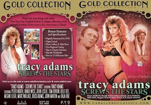Tracey Adams, Megan Leigh, Taija Rae, Billy Dee, Peter North, Tom Byron, John Leslie, Marc Wallace, Randy West, Buck Adams, Jon Martin - Tracey Adams Screws The Stars [SD/480p]