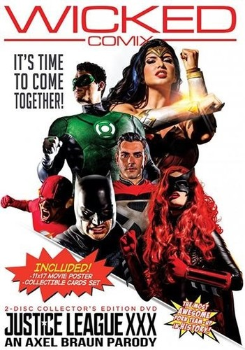 Justice League Xxx An Axel Braun Parody [SD]
