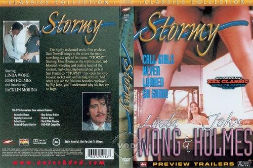 Eileen Welles, Linda Wong, Connie Peterson, Angel Ducharme, Cris Cassidy, Suzanne French, Lauren Black, Pheary Burd, Chris Peterson, John Holmes, Joey Silvera, Billy Dee - Stormy (SD)