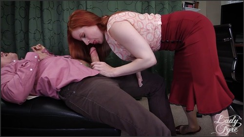 Sexy Boss Convinces You to Cheat on Wife 1080p - LadyFyre  - iwantclips