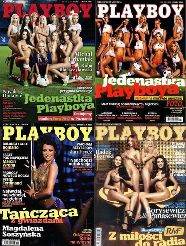 Playboy - Poland (2006-2012) PDF
