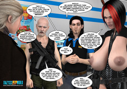 Crazyxxx3DWorld - Jag27 - Langsuir Chronicles - All Episodes Complete