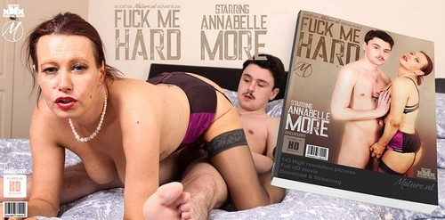 Naughty Milf Annabelle More Loves To Play With Her Toy Boy [FullHD]