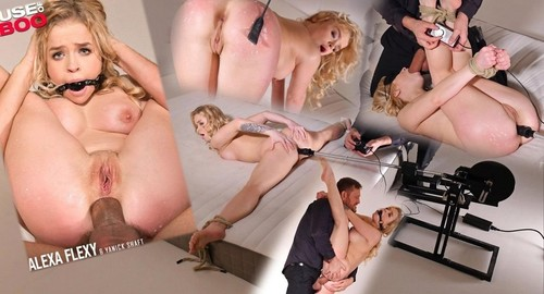 Blonde Gets Trained In Bdsm [SD]