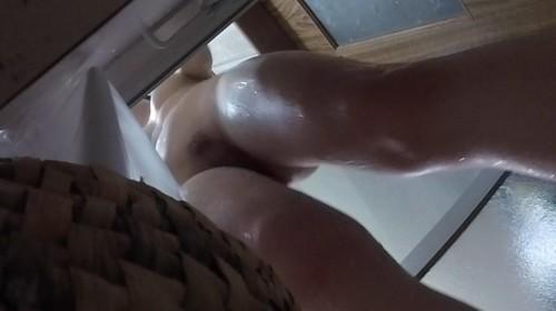姪っ子(J※1)の脱衣&風呂上がり