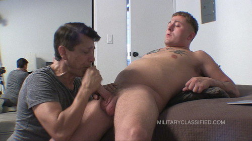 MilitaryClassified - Cunningham (Blowjob)