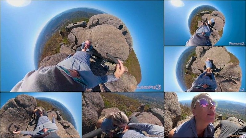 PoundPie3 - #TinyPlanet Porn - Cliffhanger Mountain Top Fucking? 1st GoPro Video in TP [FullHD 1080P]