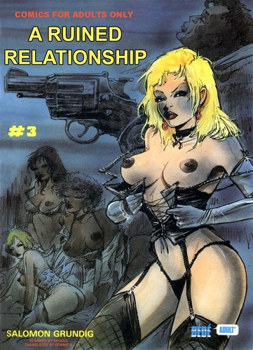A Ruined Relationship 1-3 Cover